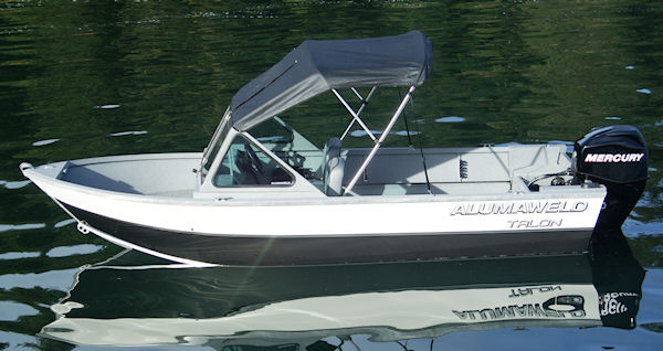 Aluminum boats for sale for Fish and ski boats for sale craigslist
