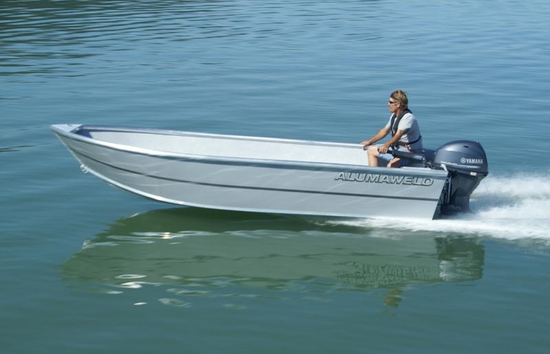 Alumaweld: Premium Welded Aluminum Fishing Boats for Sale. Find an